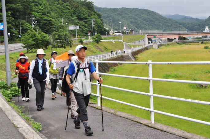 三朝温泉コース3